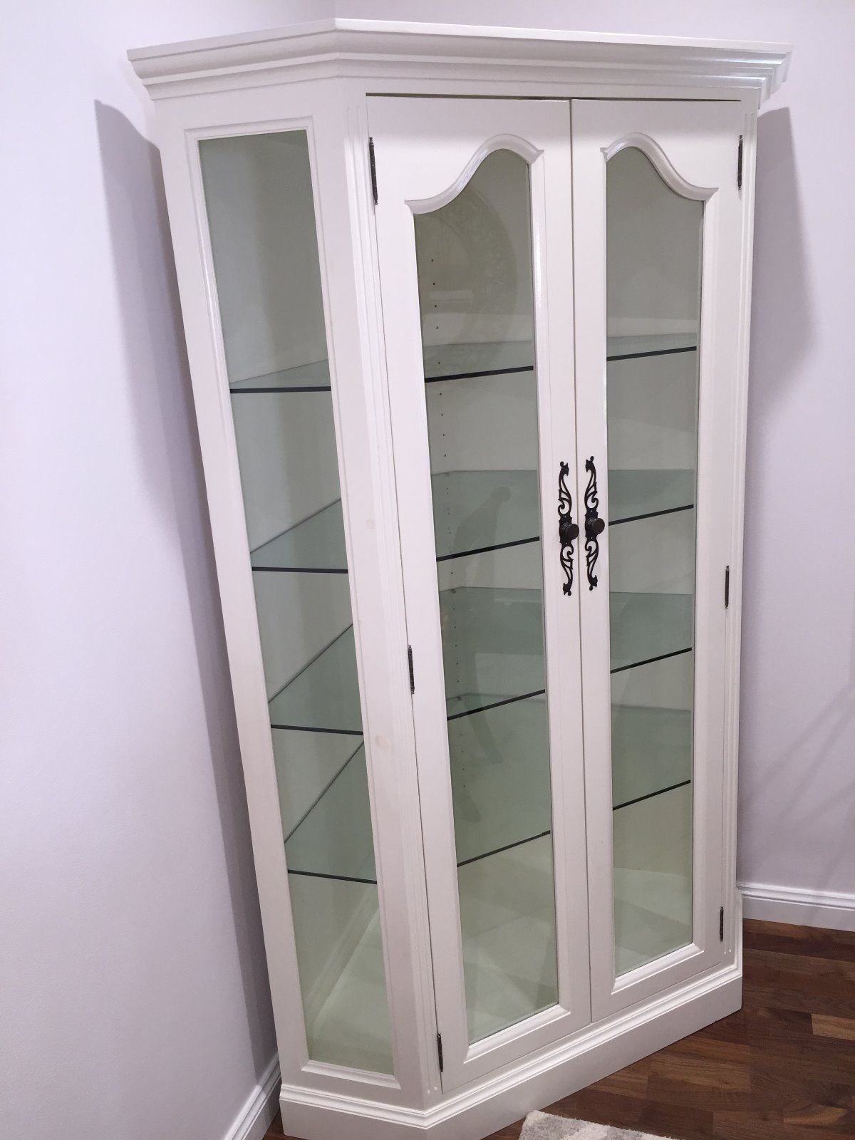 curio cabinet decorating ideas.htm french provincial white corner display cabinet bexley  nsw bin  corner display cabinet