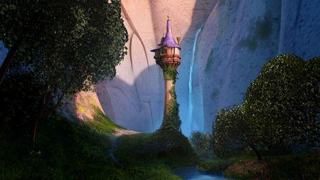 La Tour De Raiponce De La 2d A La 3d Raiponce Animation 3d Animation