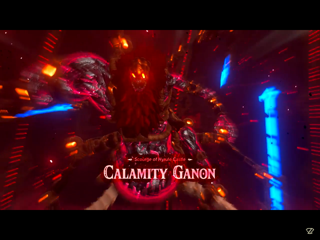 Hi Calamity Ganon Calamity Ganon Legend Of Zelda Breath