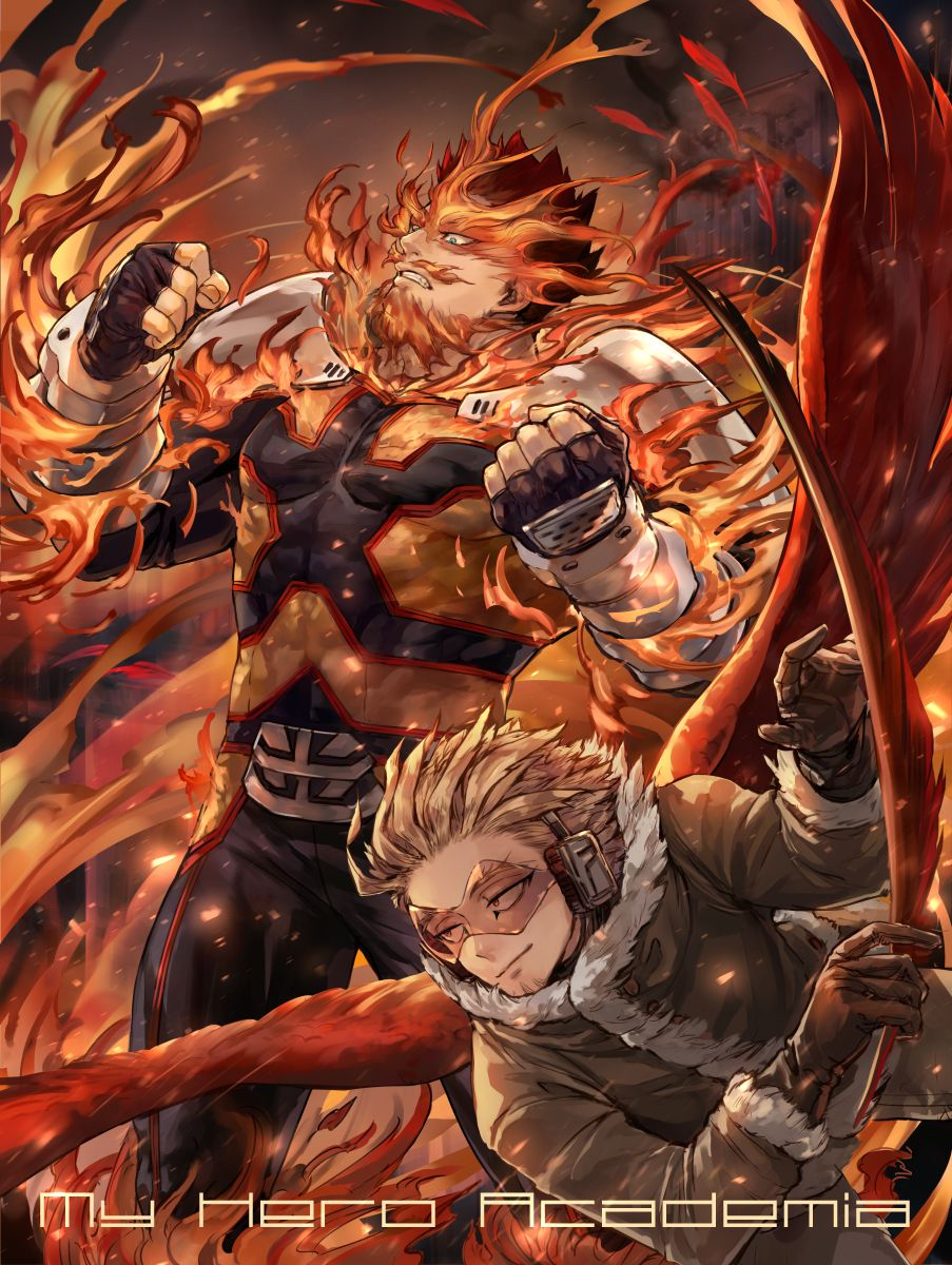 Endeavor is the pro hero with the highest tally of. Pin by Angie Xiong on Boku no Hero Academia | My hero ...