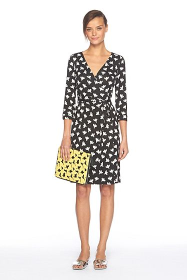 DVF Dress-New Julian Dress  Perfect for the office