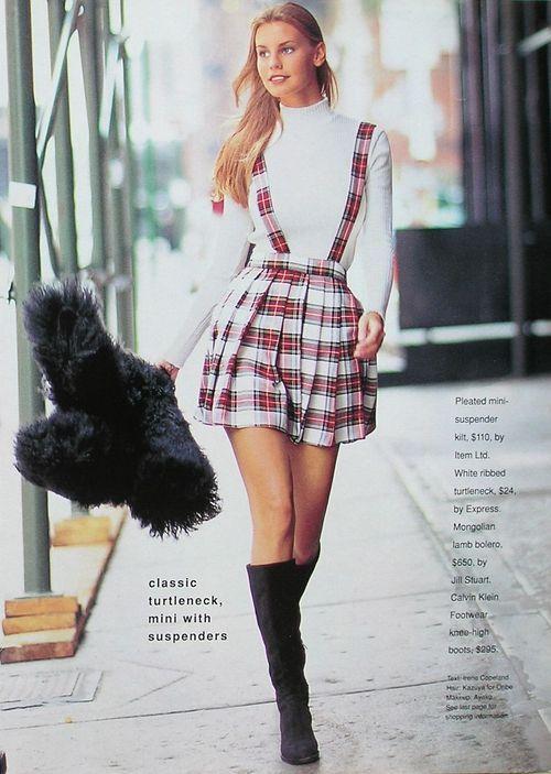 Cosmopolitan US, October 1994Photographer : Brian
