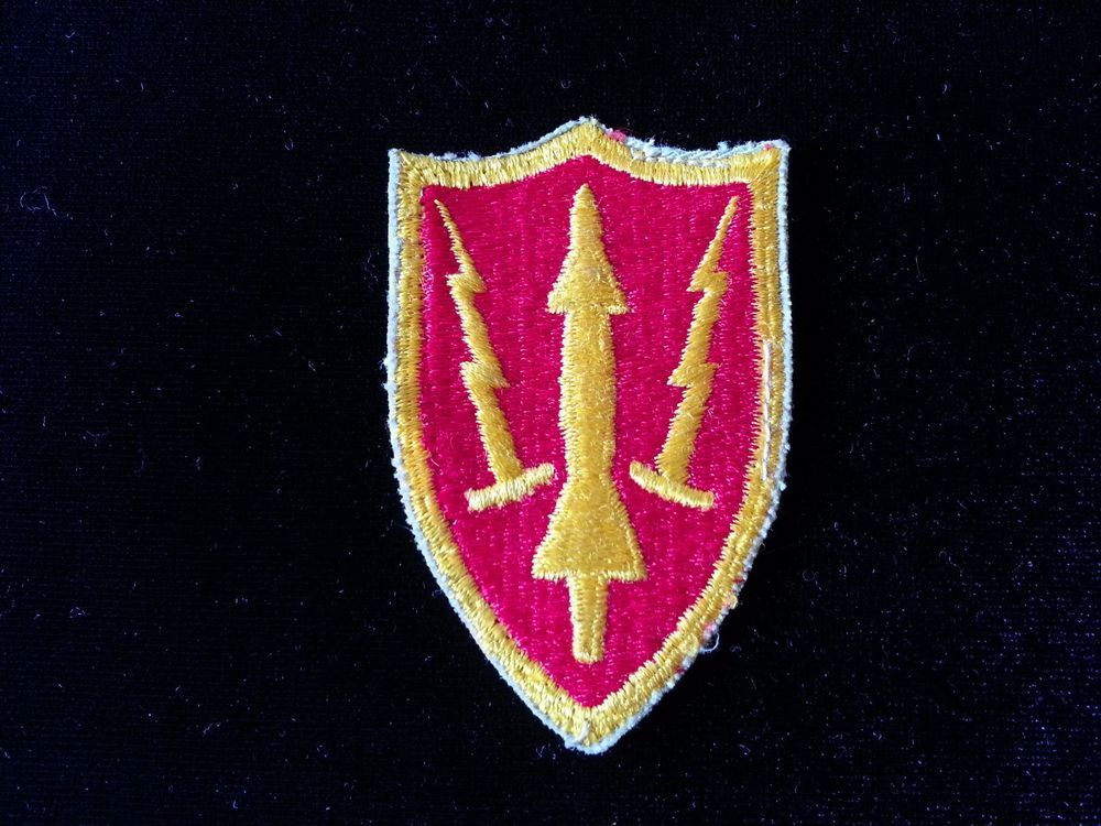 Vanguard AIR FORCE PATCH NORTH AMERICAN AEROSPACE DEFENSE COMMAND COLOR