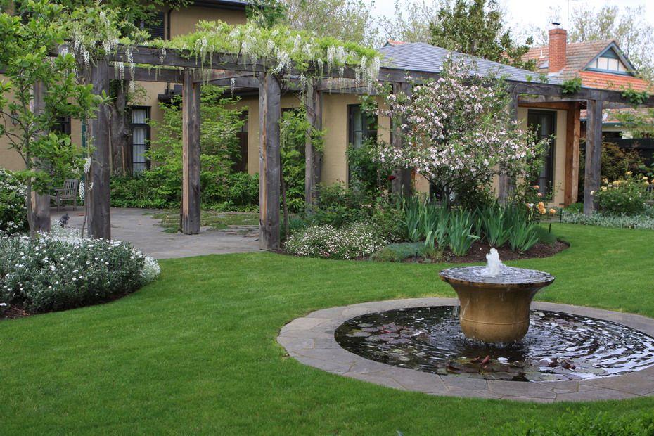 Robert boyle landscaping canterbury y outdoor for Canterbury landscape design