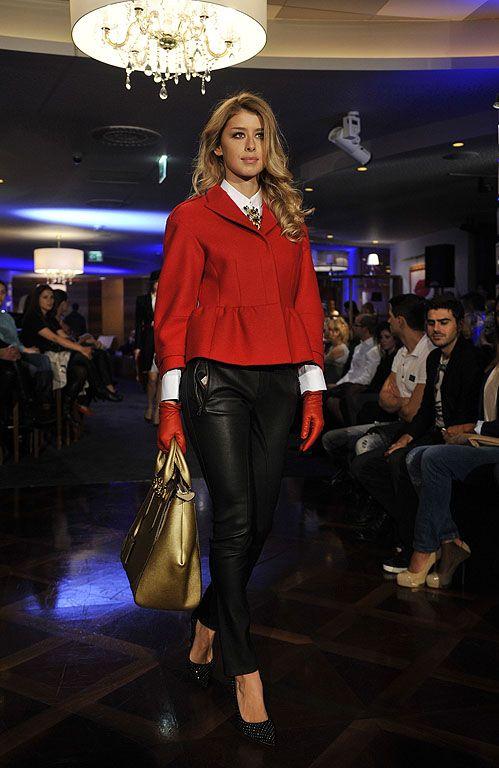 Belgrade Fashion Week. XYZ Fall Winter 2014