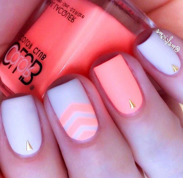 24 best springinspired nail designs acrylicnaildesigns