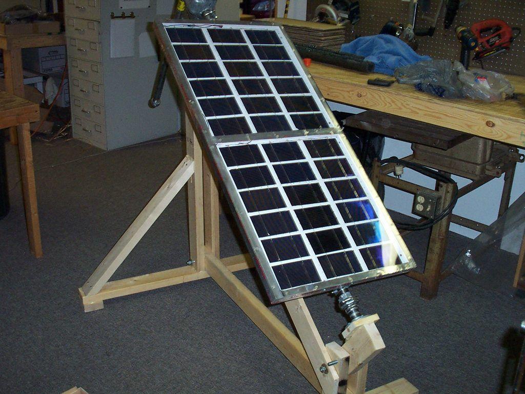 How I Built An Electricity Producing Solar Panel Solar Panels Homemade Solar Panels Solar Energy Diy