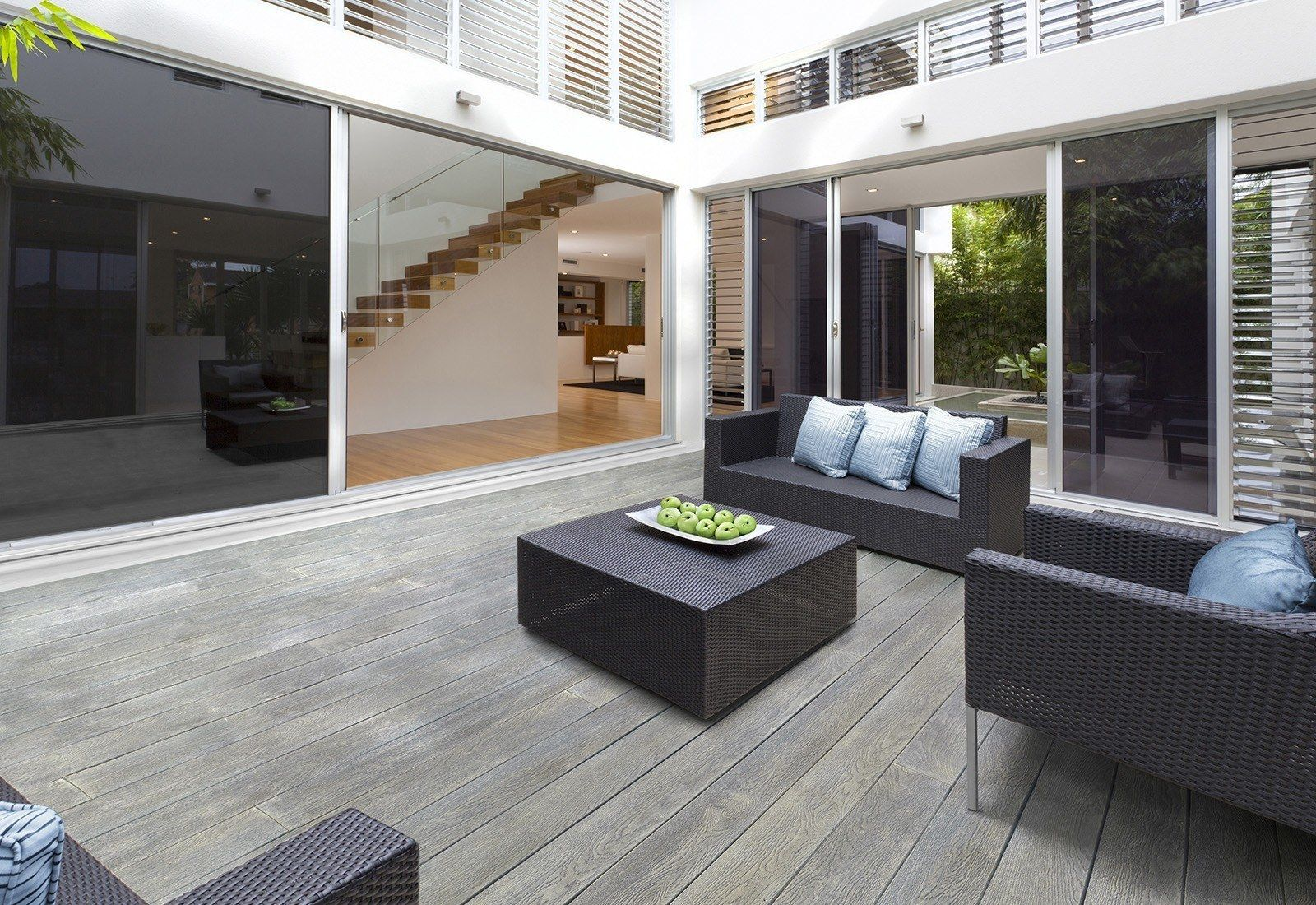 Millboard composite decking photo gallery residential projects