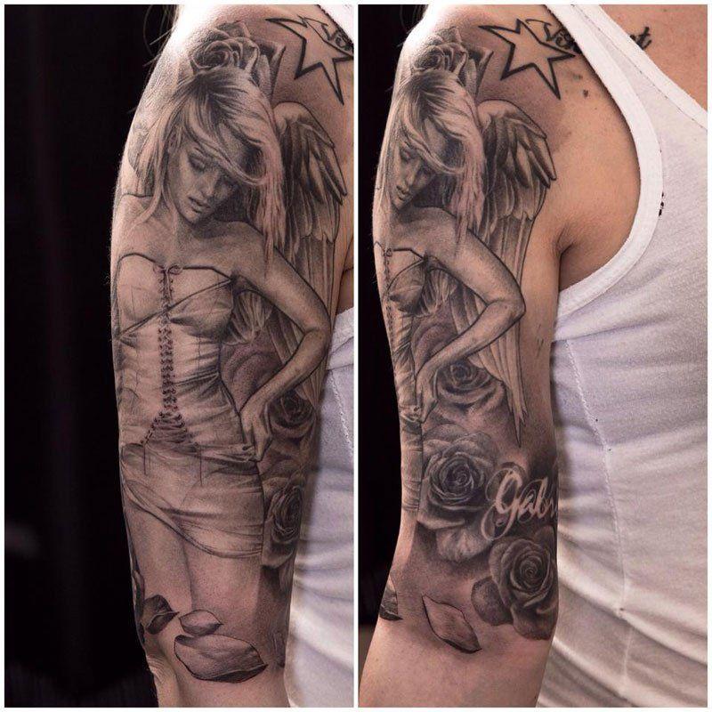 les 10 plus beaux tatouages r alistes de niki norberg g nie du dermographe tatouages. Black Bedroom Furniture Sets. Home Design Ideas