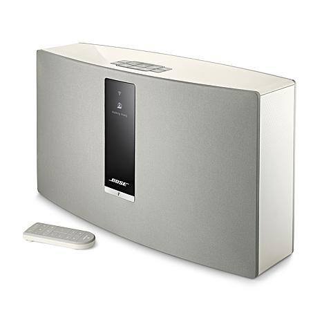 Bose® SoundTouch™ 30 Bluetooth & Wi-Fi Speaker Music System w/Rem - 9255224 #musicsystem