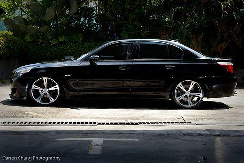 Bmw E60 Black Sapphire Met 8 Bmw Bmw E60 Bmw Motors