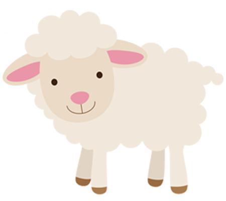 Little Lamb Sheep Drawing Lamb Drawing Cute Lamb