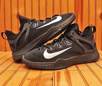 31c3eafa39 2015 Nike Zoom Hyperrev Low Size 8.5 - Black Metallic Silver - 705370 001