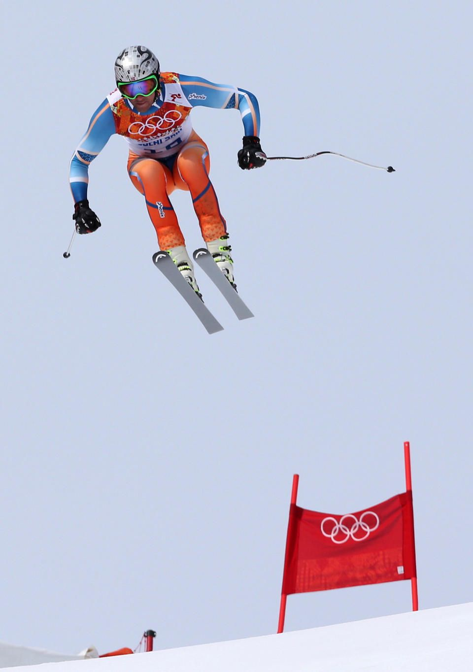 Mayer beats Miller, Svindal in Olympic downhill Winter