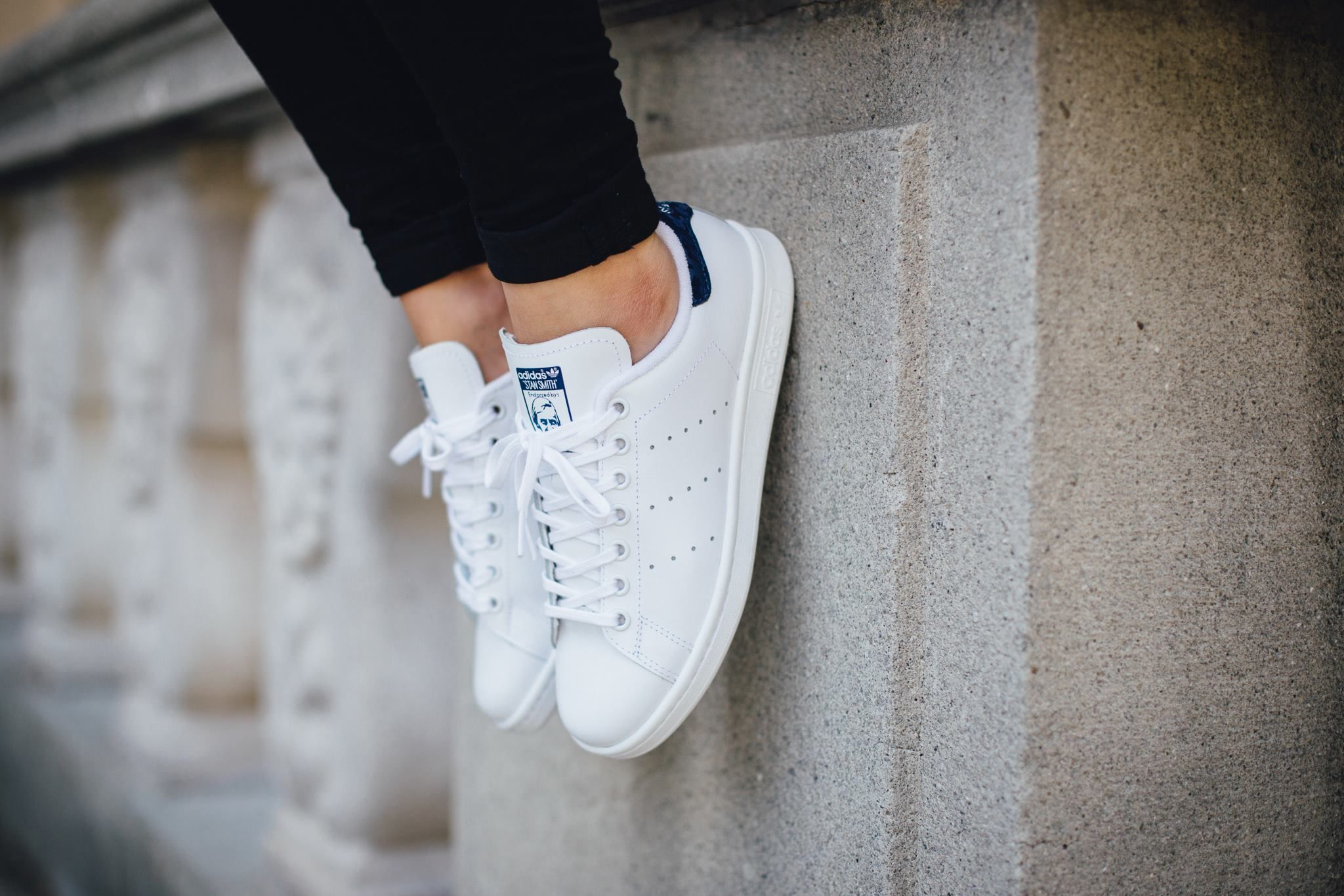 adidas stan smith indigo