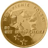 2 zloty 2004 Poland´s Accession to the European Union