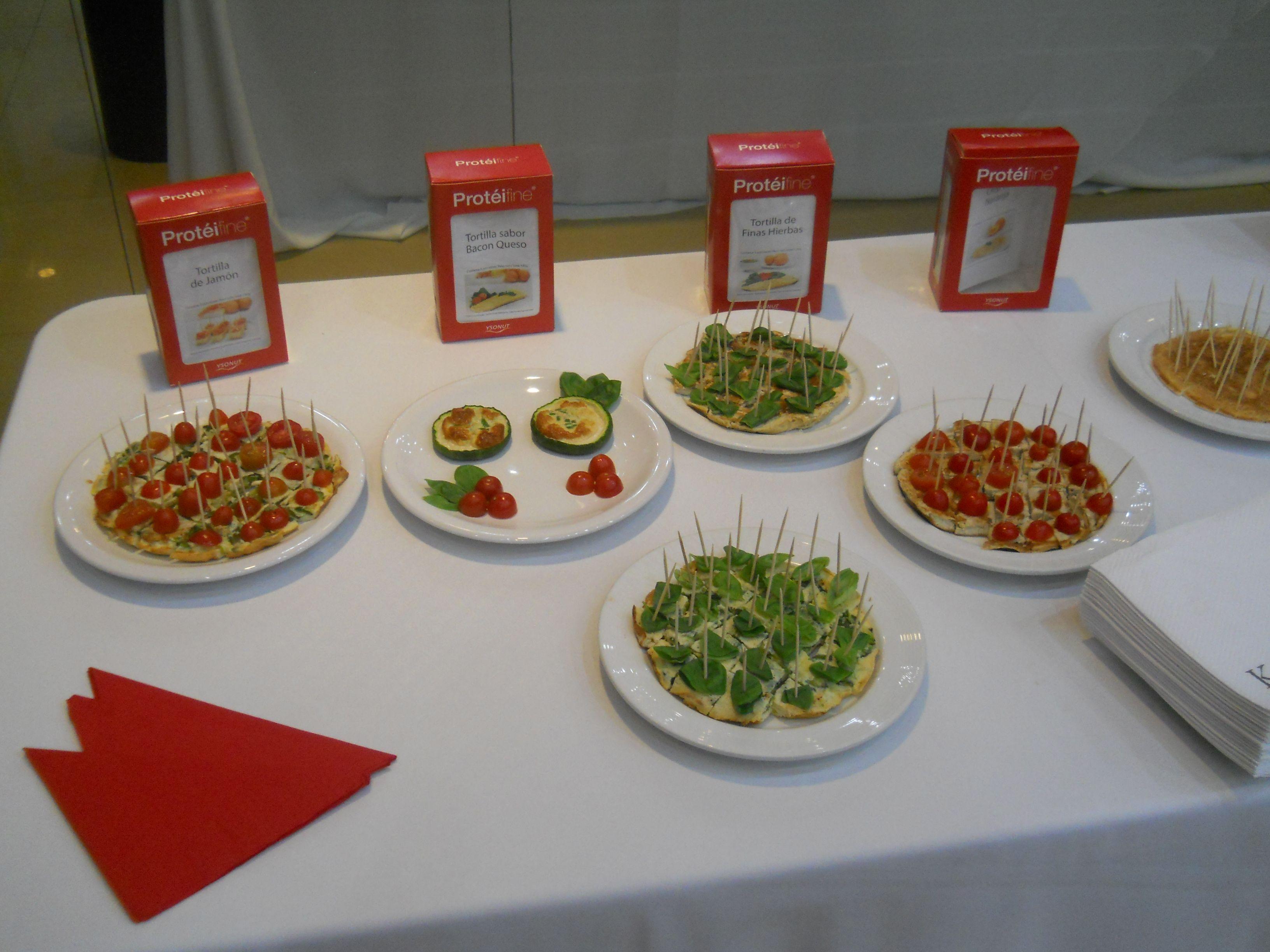 Productos #protéifine - Para mayor  información ingresar en http://ysonut.com.ar/