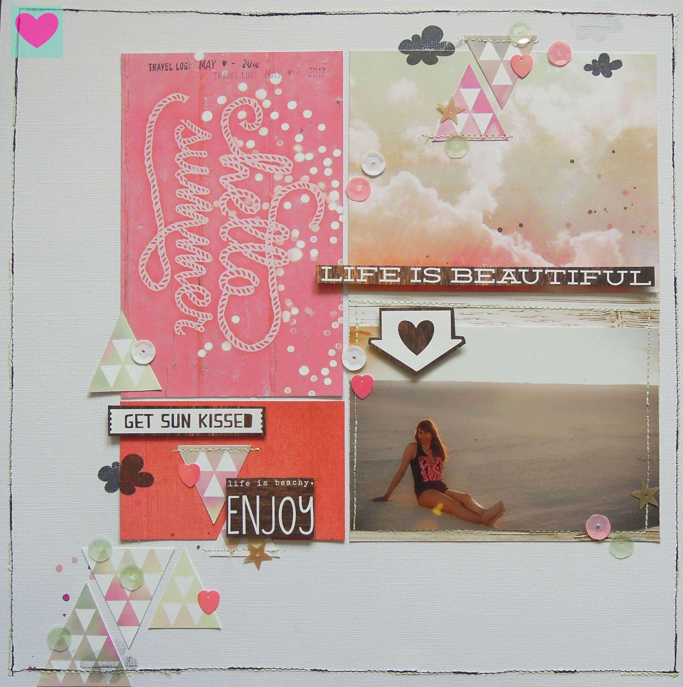 LO von thnk pink & mint