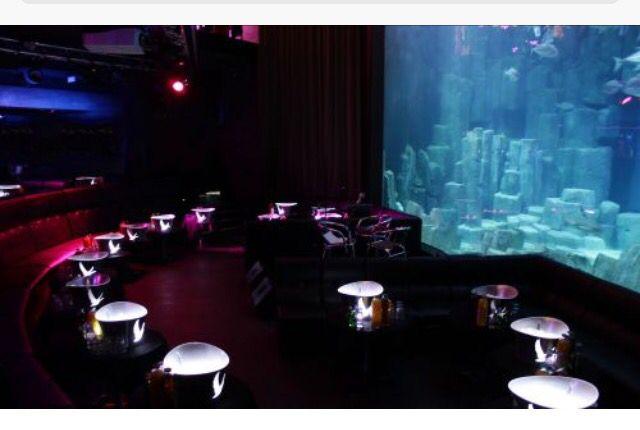 Paris l'aquarium club