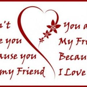 Valentine S Day Quotes Best Friend Valentines Day Quotes For Friends Valentines Day Poems Happy Valentines Day Friendship