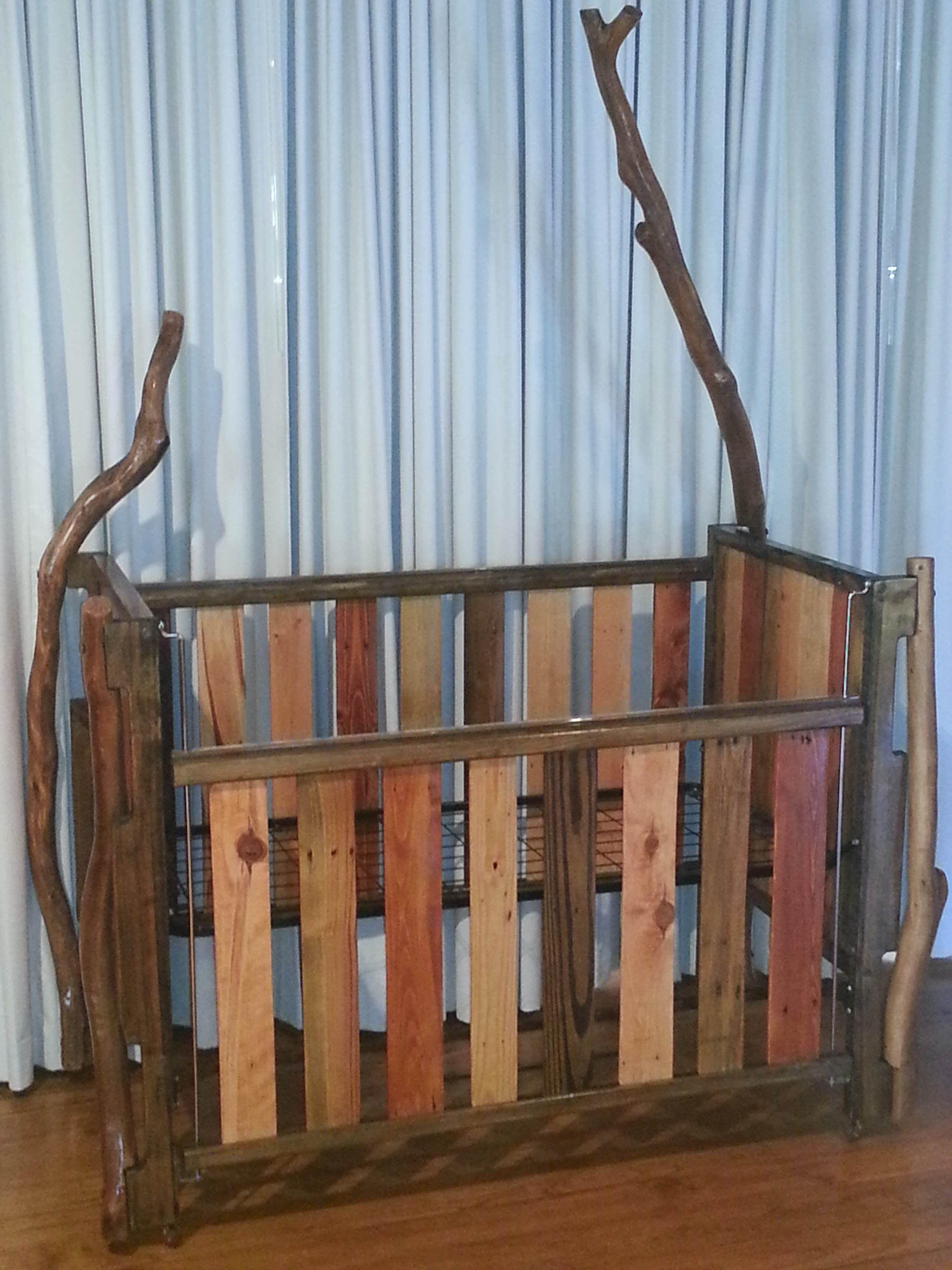 Pallet Crib