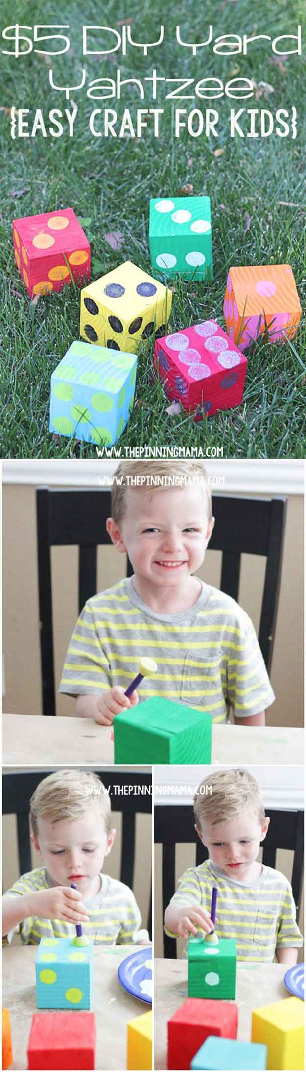 15 DIY Outdoor Family Games   Other Crafts   Outdoor games ...