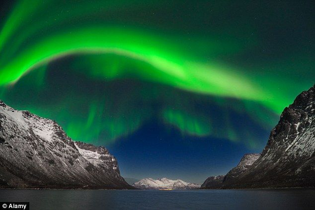 Best place to see northern lights