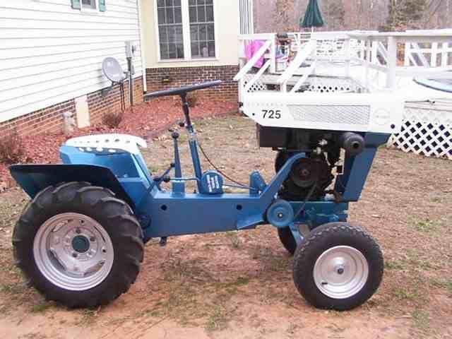 Lawn Tractor Dual Wheels : Lawn tractor dual wheels sears suburban hp b