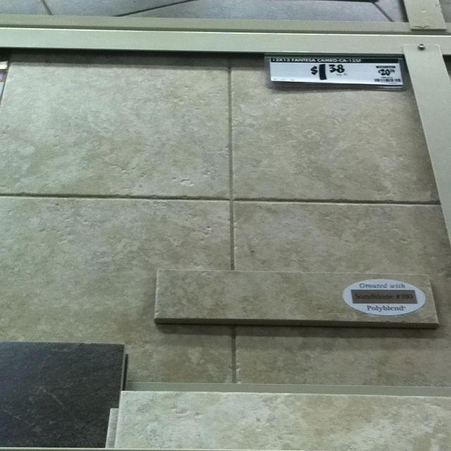 Home Depot Fantesa Cameo Home Bathroom Reno