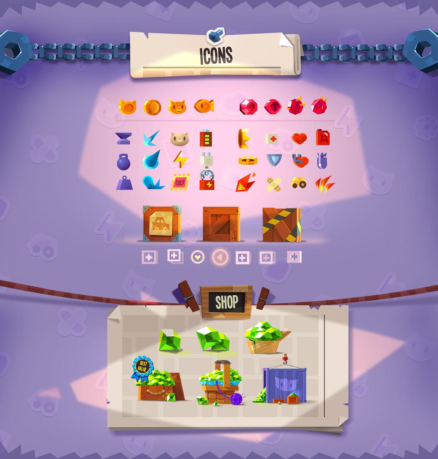 Creative Graphic Designideas: Pin On Games