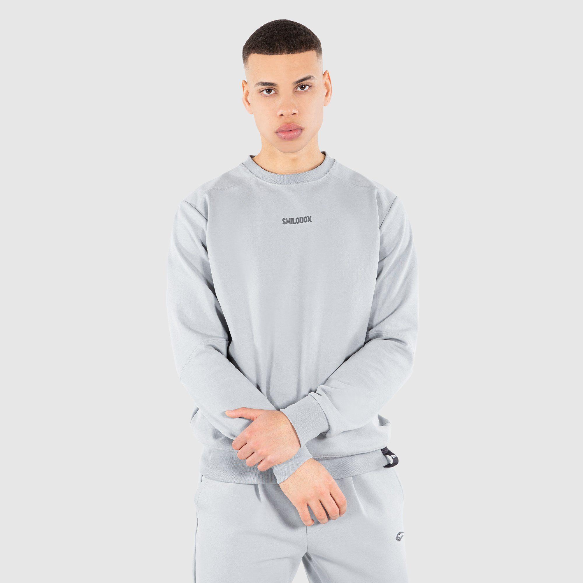 Sweatshirt Jacob – Hellgrau / XXL