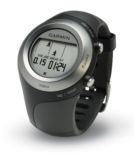 With the Forerunner 405, Garmin has finally put the power of GPS location-based date into a sleek sport watch that can be worn all day