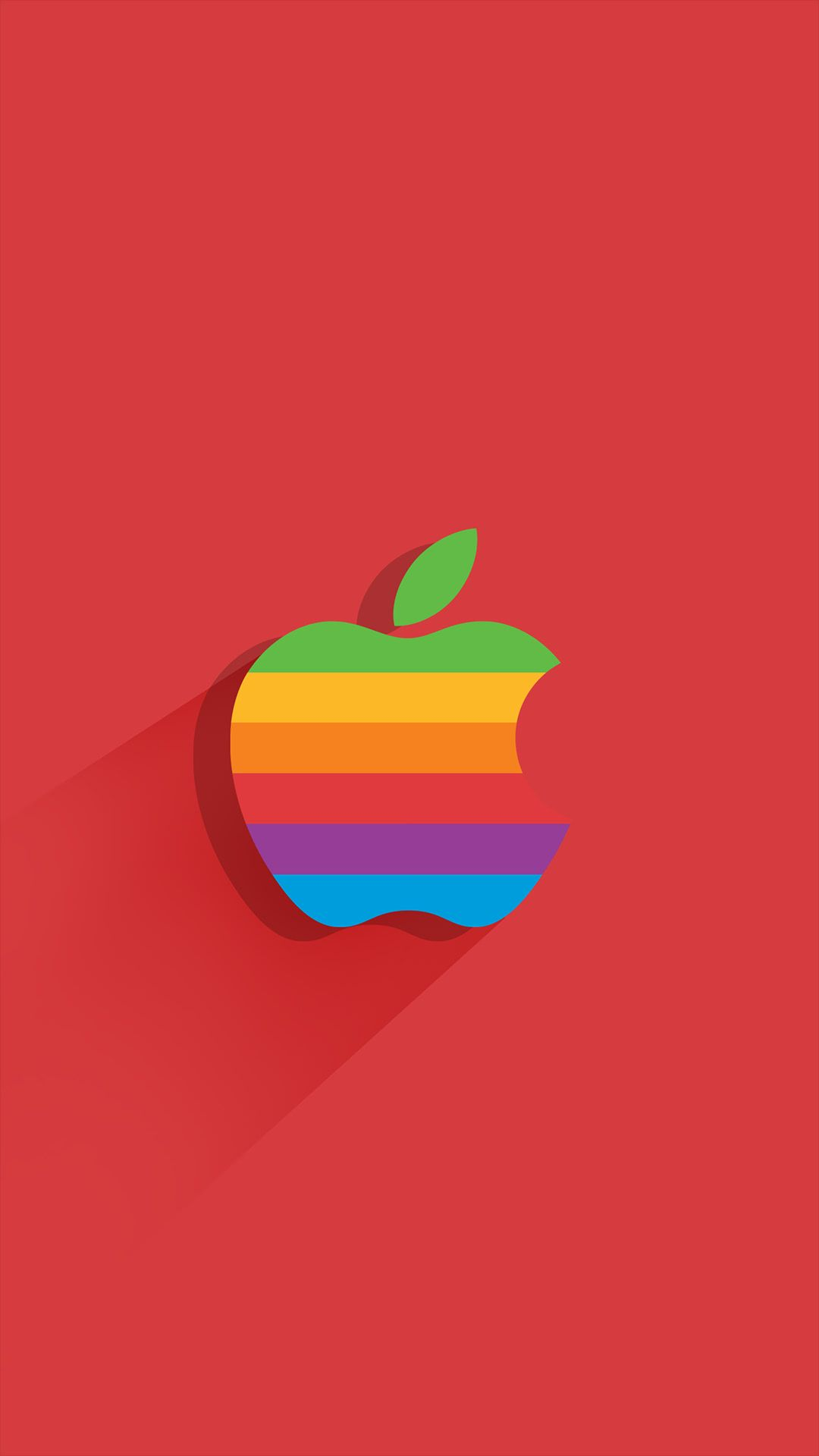 Apple Rainbow Logo Apple Logo Wallpaper Iphone Apple Logo Wallpaper Apple Wallpaper