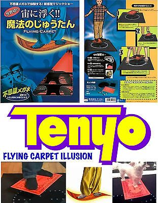 #Flying carpet #magic illusion - by #tenyo,  View more on the LINK: 	http://www.zeppy.io/product/gb/2/172192849120/