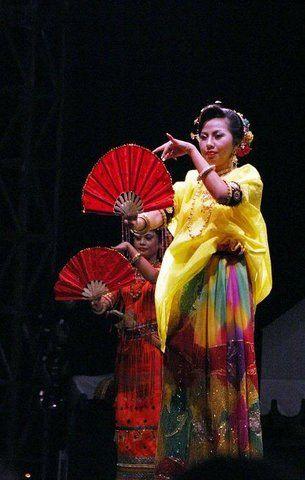 Gambar Tari Pakarena : gambar, pakarena, Kipas, Pakarena, Makassar,, Sulawesi,, Indonesia, Indonesia,, Tarian
