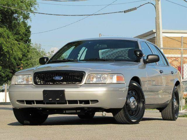 2009 Ford Crown Victoria Police Interceptor Largo Fl Victoria