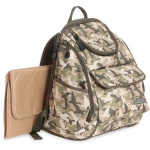 Duck Dynasty Back Pack Diaper Bag Camo Bags One