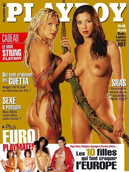 and pics naked heidi jenna