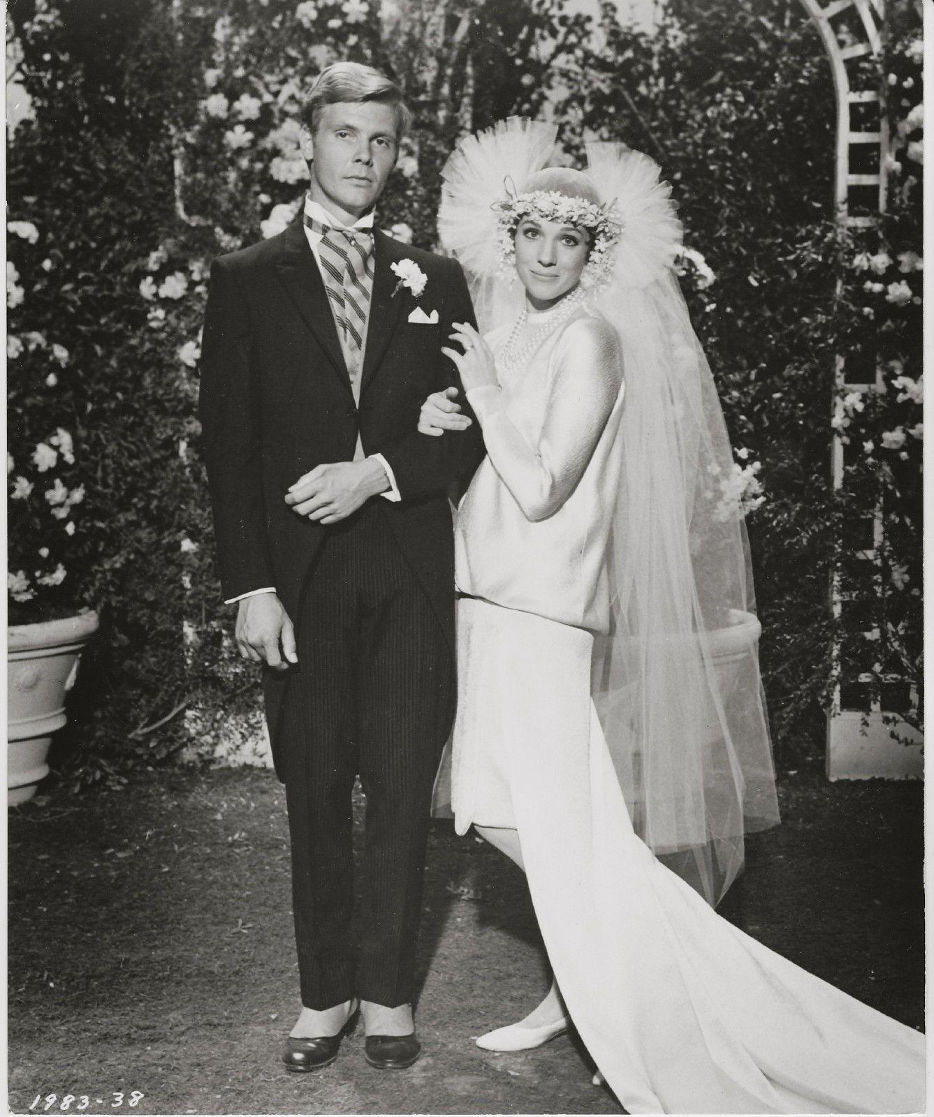 Julie Andrews James Fox Thoroughly Modern Millie 1967 Orig