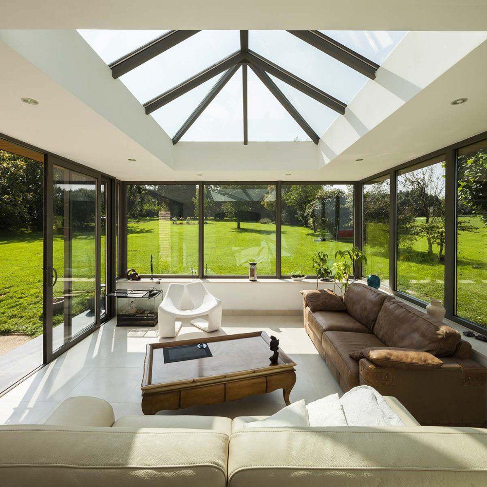 Guide D Achat Veranda 10 Marques A Decouvrir Extention Maison Veranda Bioclimatique Maison