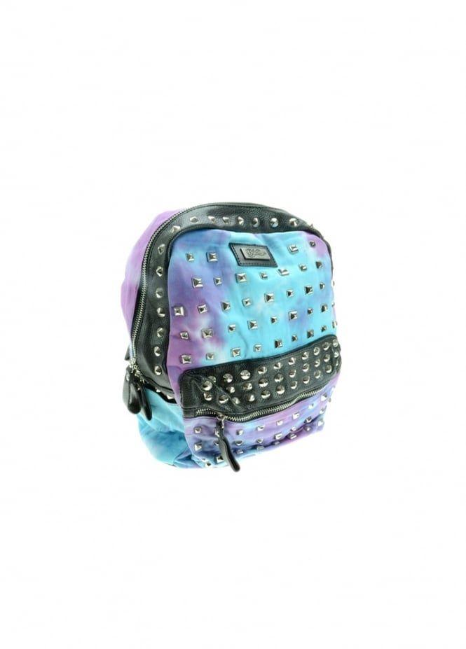 Vixxsin Tie Dye Case Bag | Attitude Clothing