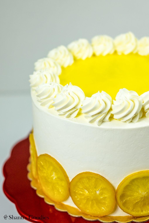 Lemon Curd Cake Zitronen Torte Lemon Curd Torte Fancy Cakes Cake Lemon Curd Cake