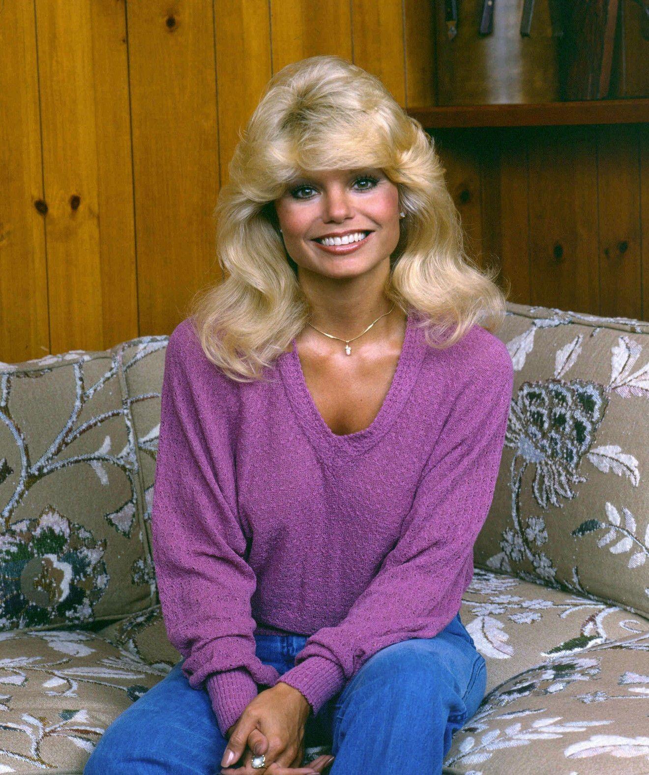 Loni Anderson born August 5, 1946 (age 72)