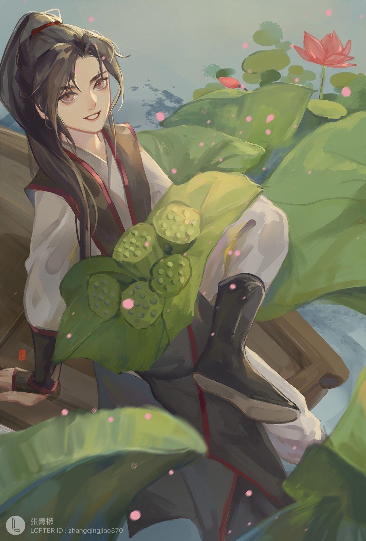ปักพินโดย Ren ใน đam mễ MHĐK (มีรูปภาพ) ตัวละครจาก