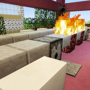 Minecraft Sushi Bar AnimePlay MinecraftMinecraft BuildingsMinecraft