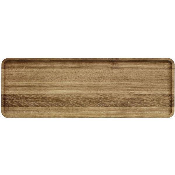 Vitriini Wood Tray for Large Vitriini Glass Boxes Designed by Anu Penttinen for Iittala