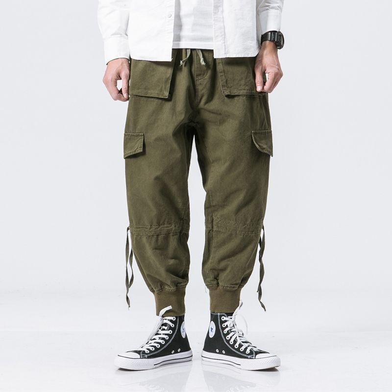 5b689947151 Camouflage Military Cargo Pants Men Fashion Casual Streetwear Hip Hop Cargo  Pants Men Army Camo Trousers Men – K302 – vaguestar