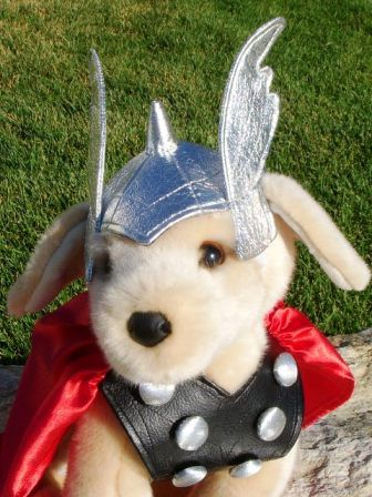 The Crafty Cattery: Thor Puppy