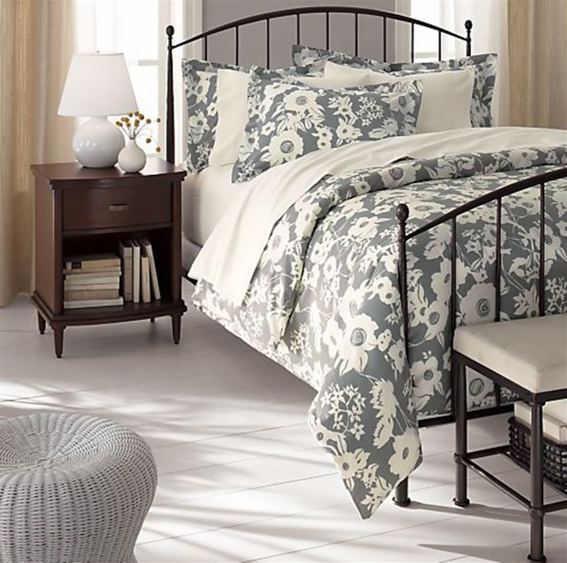 Crate And Barrel Bedroom Furniture Home Design Styles