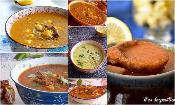 Soupe pour Ramadan 2019 (Harira, Chorba